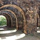 Castelo Garcia D'Ávila remonta ao primeiro século de história do Brasil