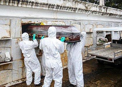 Uma das vítimas foi a doméstica Arlete Reis, que morreu no dia 1 de junho. O corpo dela foi trocado com o de outra vítima e teve que ser exumado, para ser novamente enterrado, no dia 5 de junho