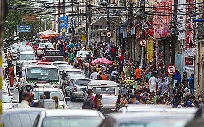 Chuva adia início das medidas restritivas para Boca do Rio, Plataforma e Nazaré