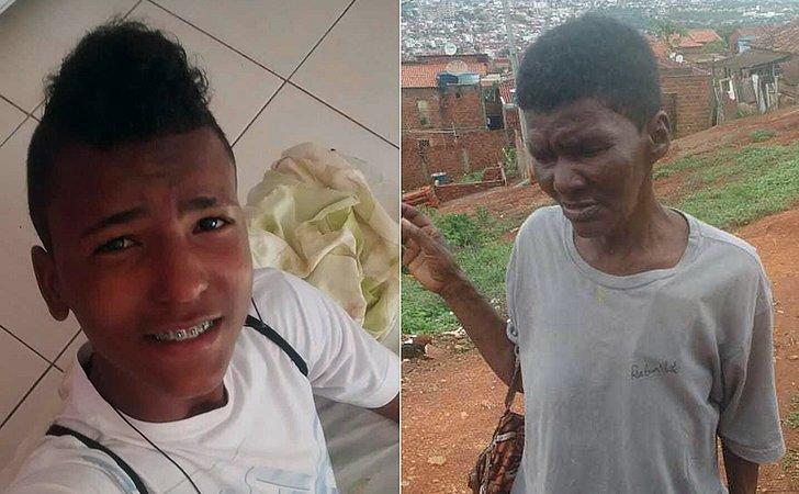 Avó de jovem morto por PM acusa perseguição: 'não gosta de preto'
