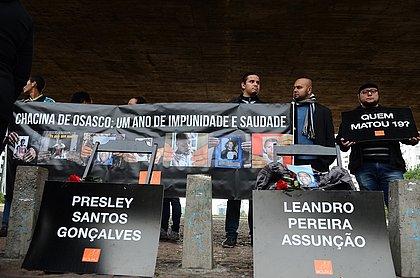 Julgamento de PMs acusados pela Chacina de Osasco continua hoje