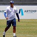 Dado inicia hoje os  trabalhos à frente do Bahia. Objetivo é manter o clube na Série A