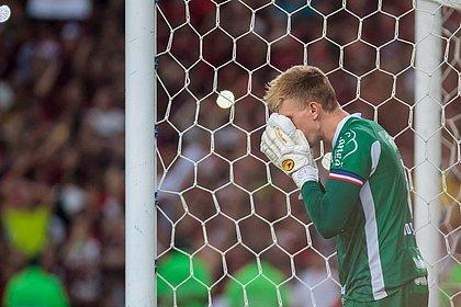 Douglas perdeu 23% das partidas que o Bahia disputou por lesão