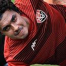 Alisson Farias foi titular nos dois jogos do Vitória no final de semana