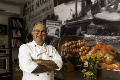 Candido Gonçalves Netto morou na França para vivenciar a gastronomia
