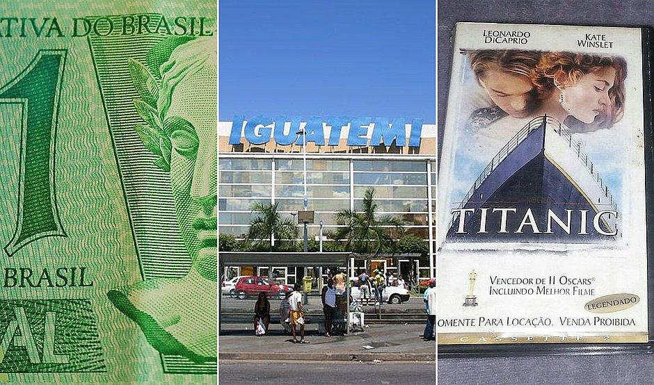 Acarajé, buzu e 20 big bigs: o que R$ 1 comprava em Salvador em 2000
