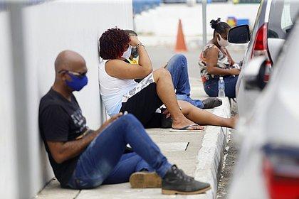 Bahia registra 44 mortes e 2.025 novos casos de covid em 24h