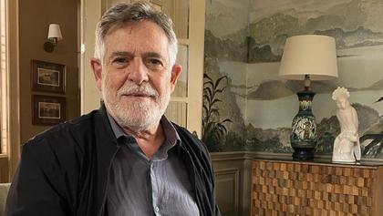 José de Abreu desiste de carreira de ator para se candidatar a deputado pelo PT