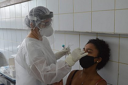 Bahia registra 2º maior número de novos casos por dia e mais 125 mortes por covid
