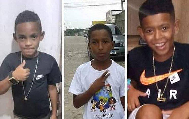 meninos desaparecidos