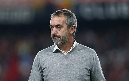 Milan demite técnico Marco Giampaolo após sete jogos