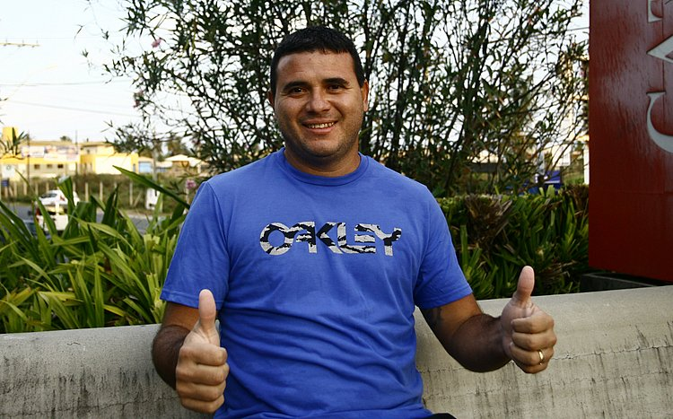 Nonato quer encerrar carreira no Bahia e diz: 'Meu sonho é voltar'