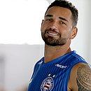 Artilheiro do Bahia na temporada, Gilberto está em tratamento na Cidade Tricolor