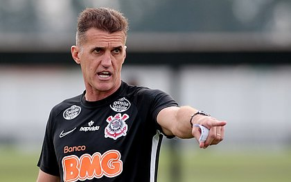 Vagner Mancini foi demitido do Corinthians