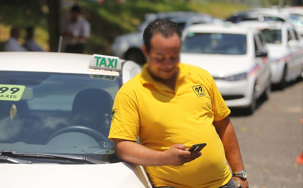 2c740e35d5fc 99 lança versão que une táxi e Pop em aplicativo único - Jornal ...