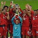 Supercopa da Alemanha é o quinto troféu do Bayern na temporada