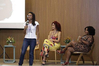 Brenda Costa criou o OxenTI Menina!, Ka Menezes o Criança Hacker e Sil Bahia coordena o PretaLab