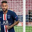 Neymar afastou rumores sobre deixar o clube francês em breve