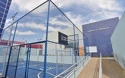 Escola Municipal Roberto Correia, em Pau da Lima