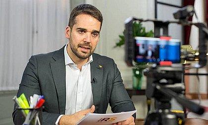 Eduardo Leite é governador do Rio Grande do Sul