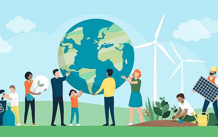 mundo sustentável