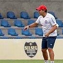 Dado Cavalcanti terá apenas um treino para preparar a equipe que vai enfrentar o Fortaleza, pela semi do Nordestão