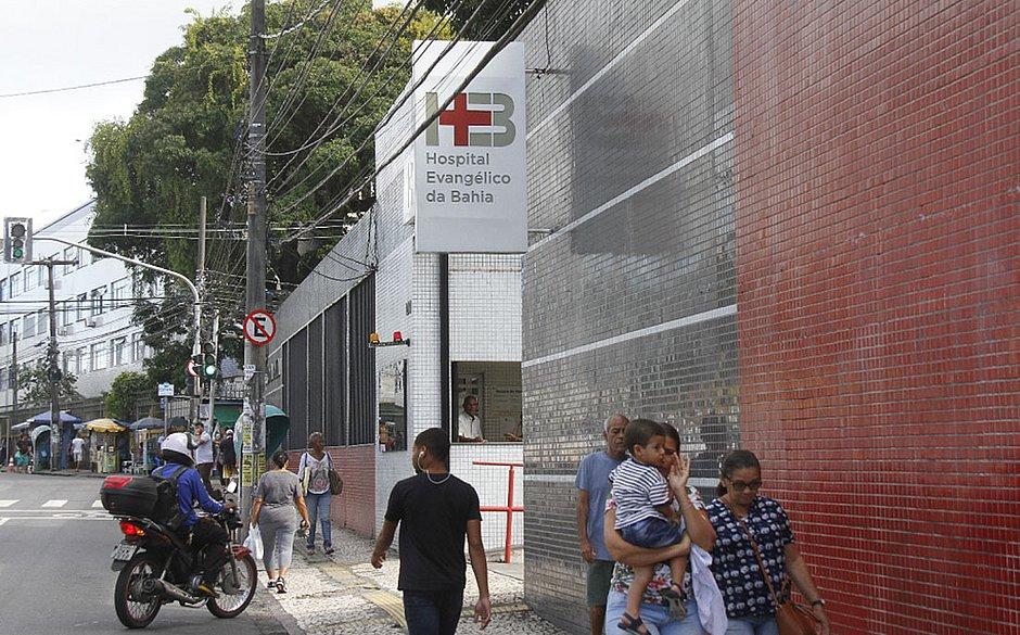 Filantrópicos, hospitais Evangélico e Sagrada Família enfrentam crise financeira