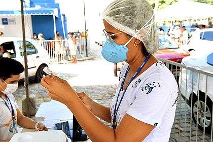 'Há desproporção na distribuição de vacinas para municípios baianos', declara Rui
