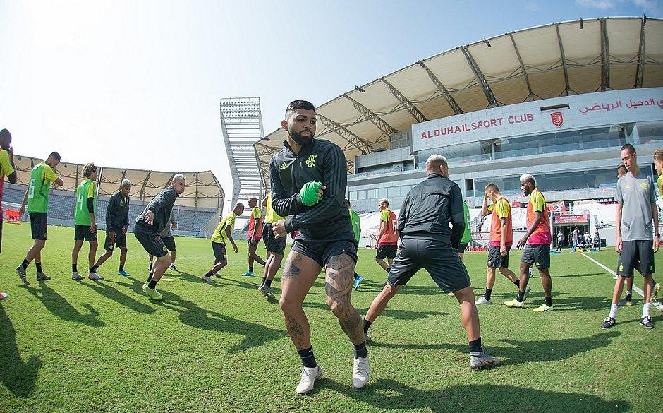 Flamengo pega Al Hilal hoje em busca de vaga na final do Mundial