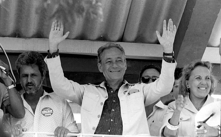 Waldir Pires deixa viva a fé na política e na democracia