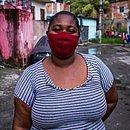 As vítimas da inflação: não está sendo fácil para a dona de casa Liliane Ramos, 33, nem para quase ninguém