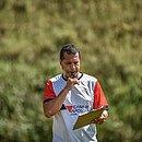 Rodrigo Chagas ainda tem espaços no time do Vitória a preencher para a estreia na Série B do Brasileiro