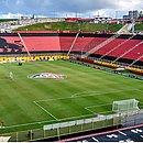Barradão será palco do jogo entre Vitória e Oeste