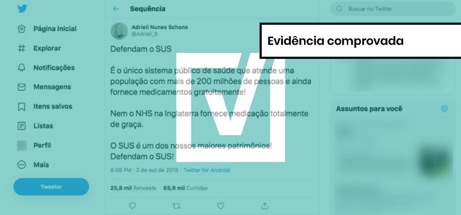 Dos países com mais de 200 milhões de habitantes, Brasil é único com sistema universal de saúde