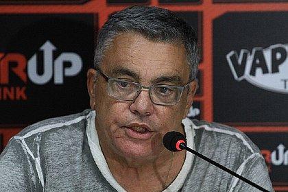 Paulo Carneiro é afastado da presidência