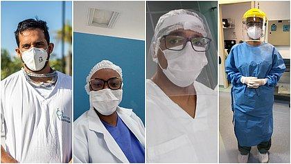 'As pessoas que batiam palmas nos sobrecarregam hoje': o cansaço dos profissionais de saúde