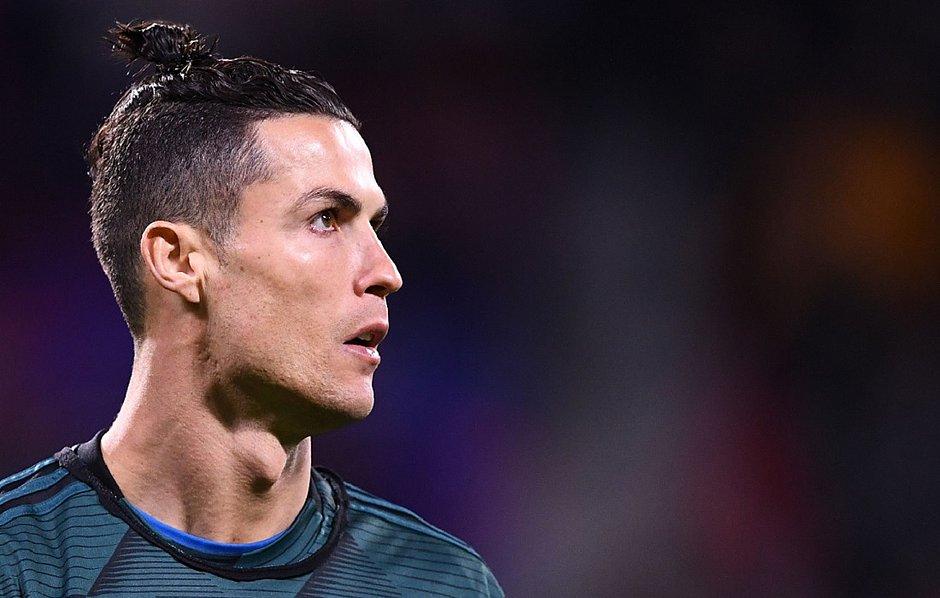 Cristiano Ronaldo, craque da Juventus