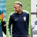 Neuer, Neymar e Messi ainda não têm vaga nas oitavas
