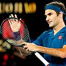 Roger Federer está nas oitavas de final na Austrália