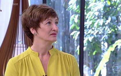 Sônia Bridi rebate mulher que pedia para que Globo mostrasse hospitais vazios