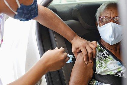 Salvador tem mega operação para vacinação contra Covid-19 neste final de semana