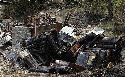 De acordo com o sócio da empresa, o prejuízo apenas com os fogos é de R$ 10 milhões.