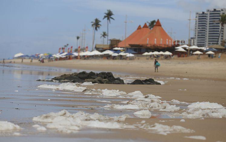 praias impróprias