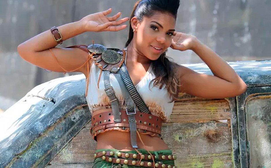 Baiana Tays Reis, do hit 'Paredão Metralhadora', estará em A Fazenda