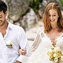 Marina se casou no civil no dia 16 de setembro