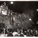 Carnaval na Barra em 1989, ainda incipiente