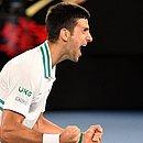 Djokovic ao total de 18 títulos de Grand Slam