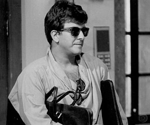 Jorge Fernando em Roque Santeiro, em 1985