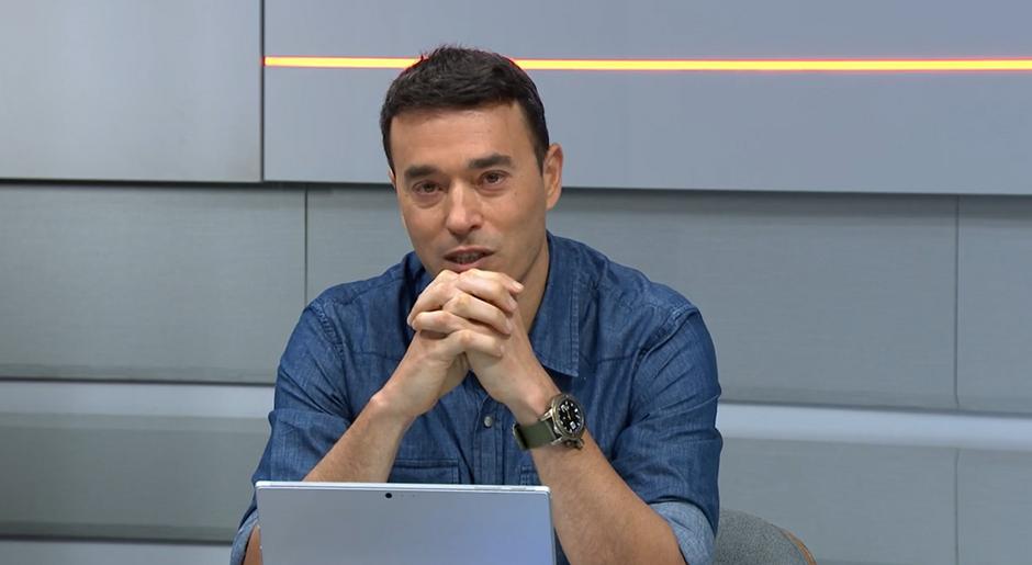 SporTV tem choro e homenagens a Rodrigo Rodrigues, morto nesta terça