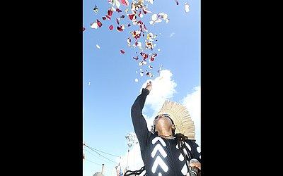 Carlinhos Brown no Arrastão do Carnaval 2012